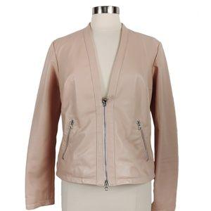 Vintage De Luxe Women's Blazer in Pale Pink